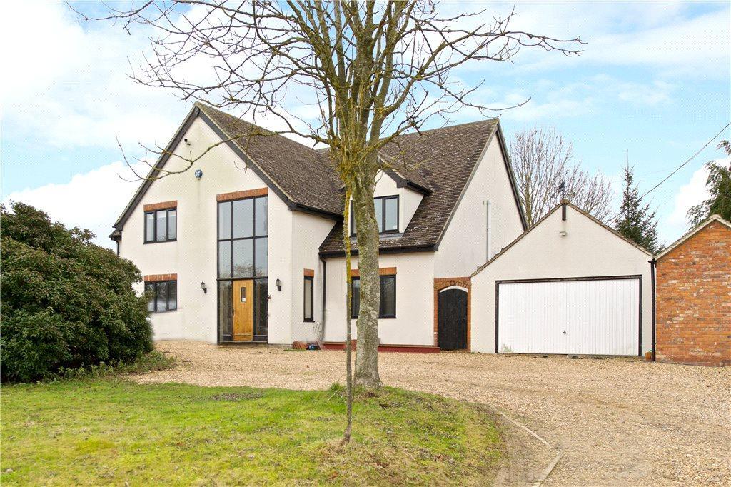 4 Bedrooms Detached House for sale in Newton Road, Emberton, Buckinghamshire