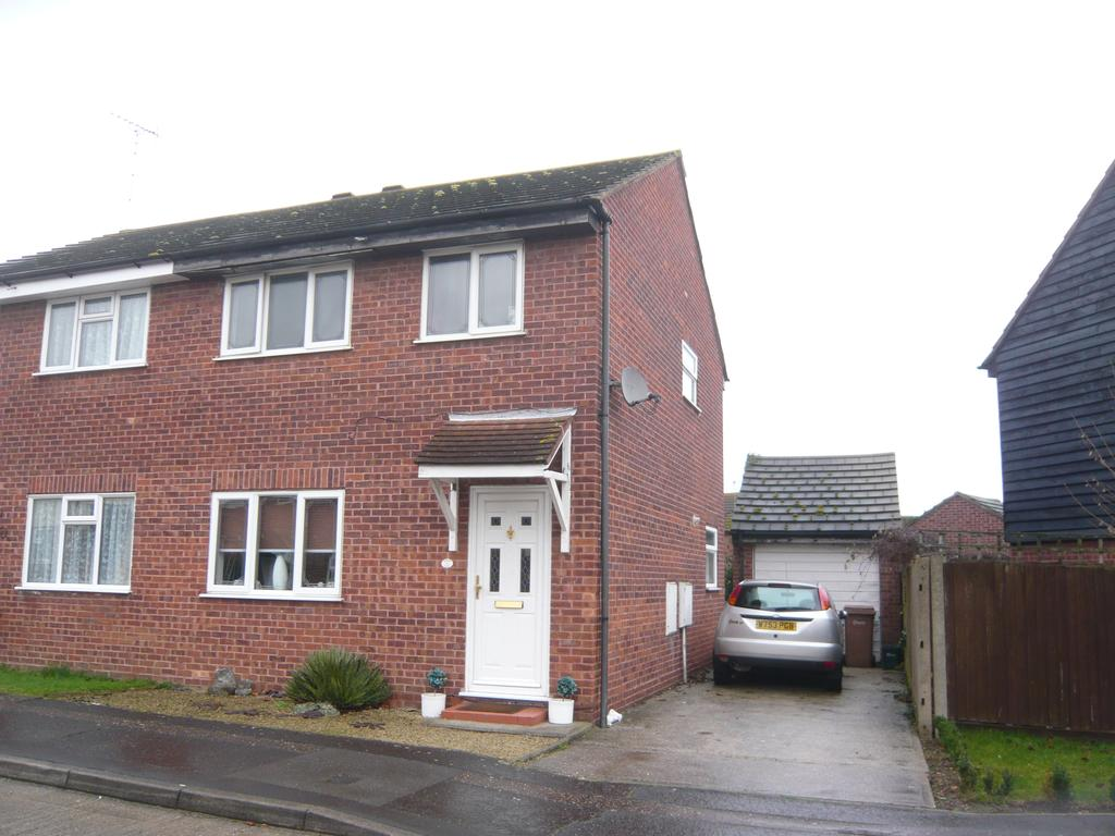 3 Bedrooms Semi Detached House for sale in CHELMSFORD cm2