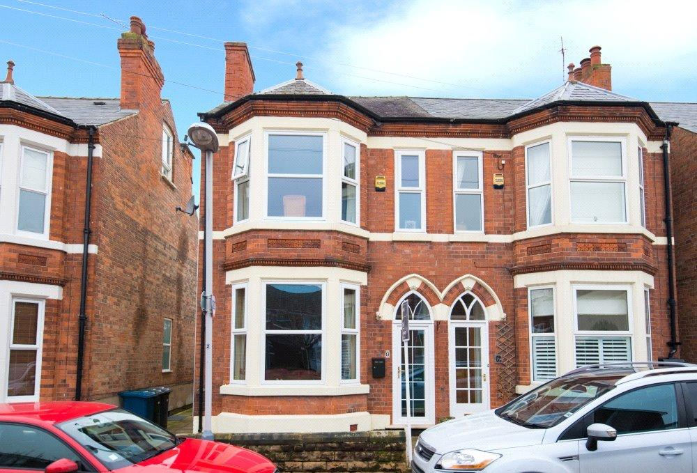 4 Bedrooms Semi Detached House for sale in Lady Bay Road, West Bridgford, Nottingham, NG2