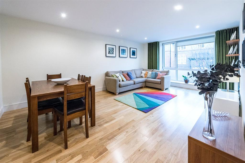 2 Bedrooms Flat for sale in Grant House, 90 Liberty Street, London, SW9