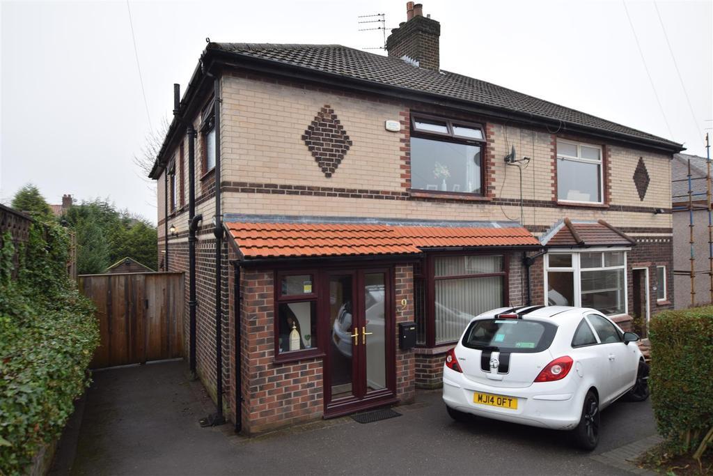 4 Bedrooms Semi Detached House for sale in Beech Walk, Alkrington, Middleton