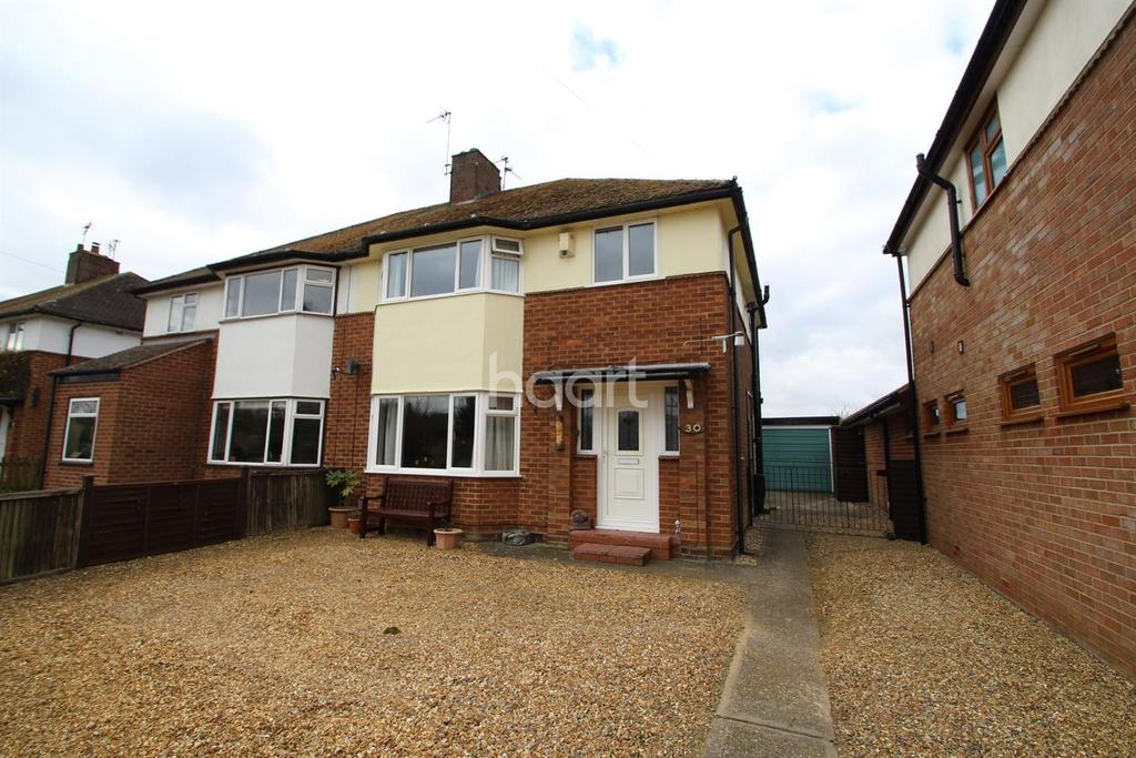 3 Bedrooms Semi Detached House for sale in Orchard Estate, Ely