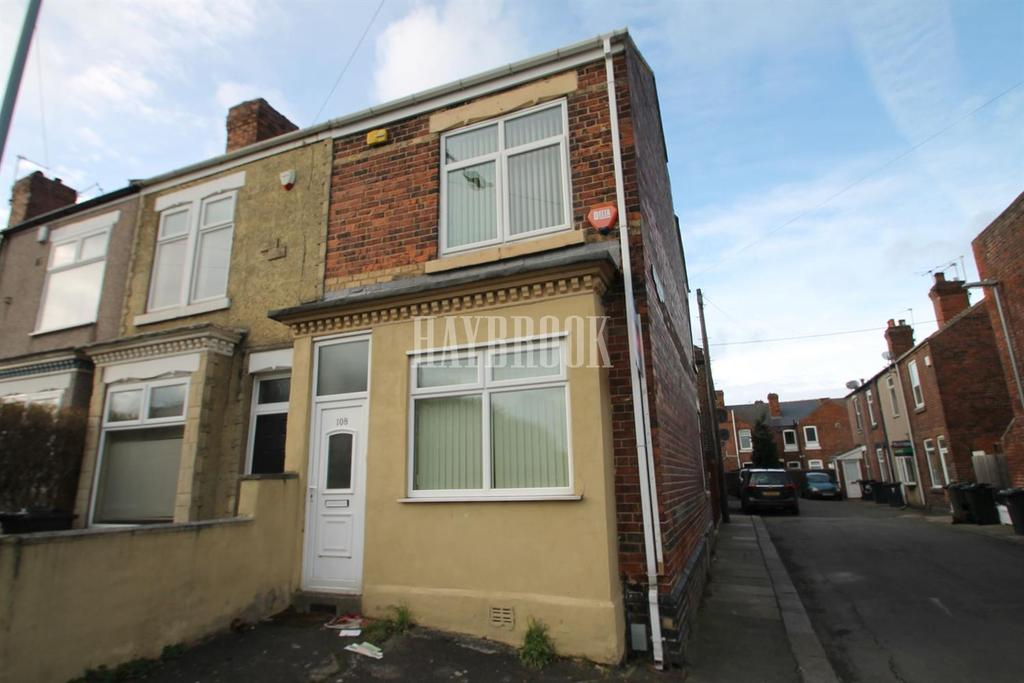 3 Bedrooms End Of Terrace House for sale in Badsley Moor Lane, Clifton