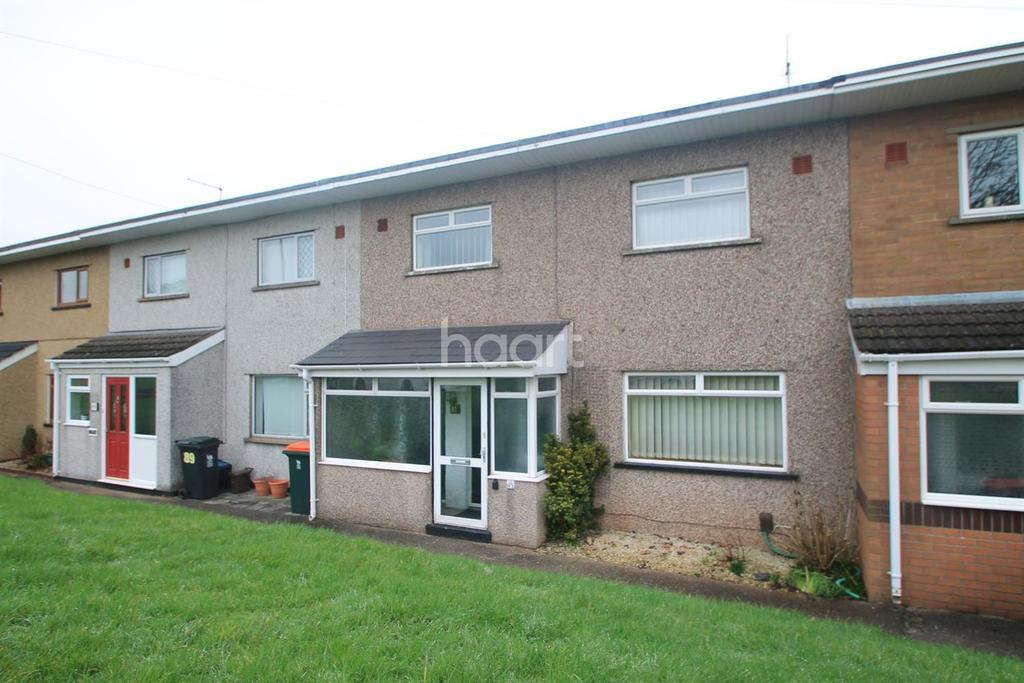 3 Bedrooms Terraced House for sale in Beaufort Road, ST Julians, Newport