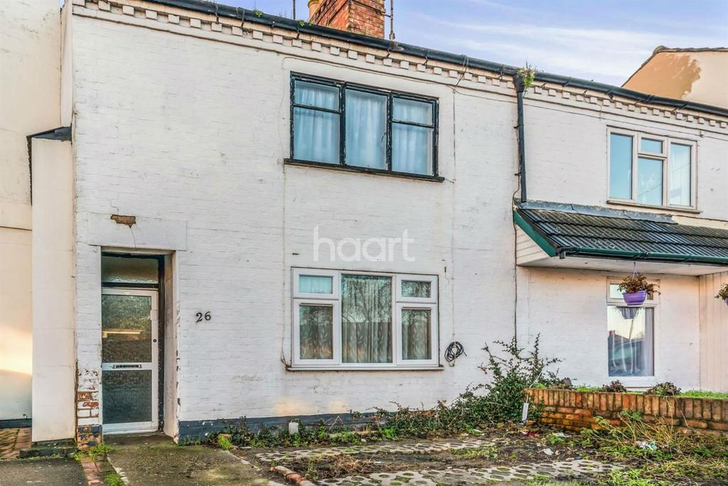3 Bedrooms Terraced House for sale in Town Centre Location