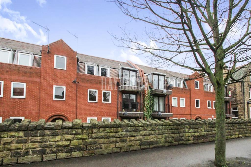 2 Bedrooms Flat for sale in Lombard Close, Off Huddersfield Road