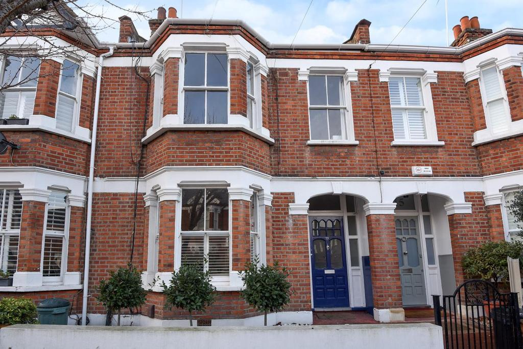 4 Bedrooms Terraced House for sale in Bridgford Street, Earlsfield, SW18