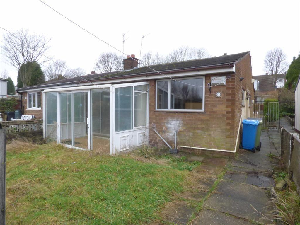 2 Bedrooms Semi Detached Bungalow for sale in Victoria Way, Royton, Oldham, OL2
