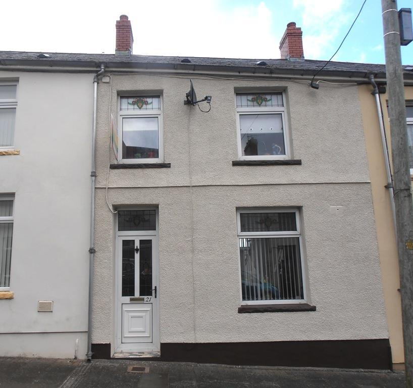 3 Bedrooms Terraced House for sale in Queen Street, Cwmdare, Aberdare