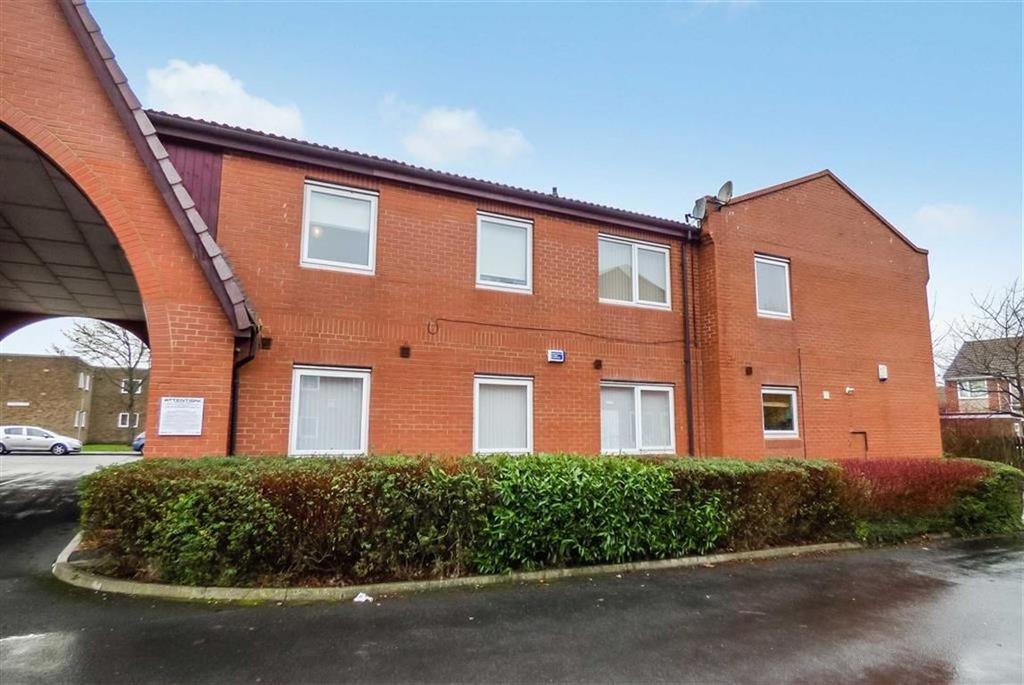 2 Bedrooms Flat for sale in Orchid Mews, Whitley Bay