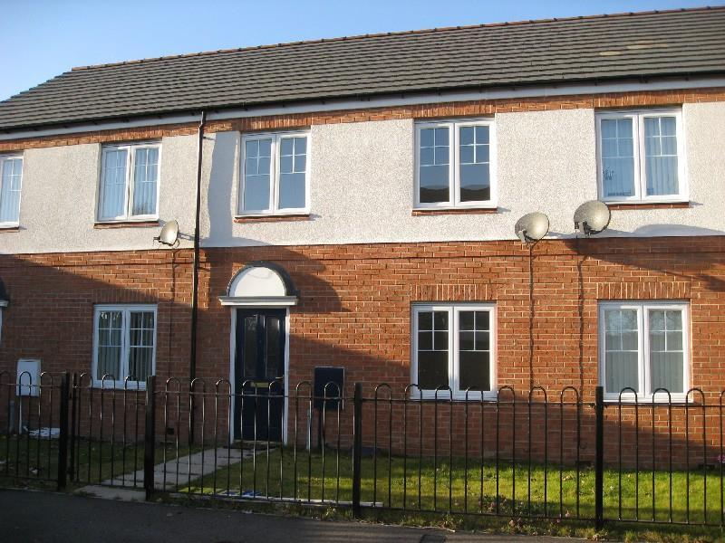 3 Bedrooms Terraced House for sale in Cedar Court Catchgate, Stanley