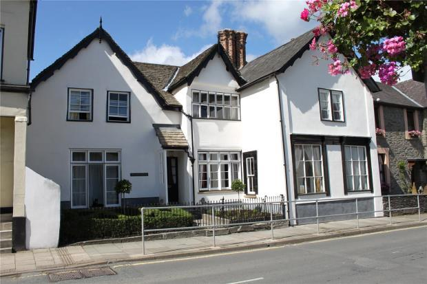 5 Bedrooms House for sale in The Great House, Bridge Street, Knighton, Powys
