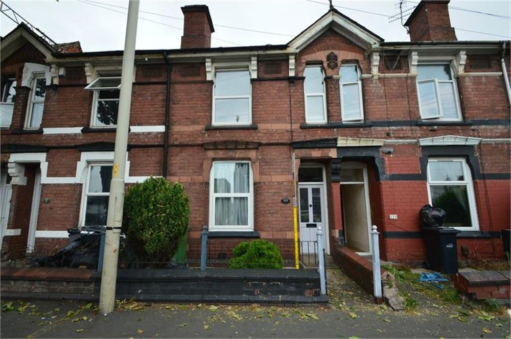 2 Bedrooms Terraced House for sale in Stourbridge Road, Dudley, West Midlands
