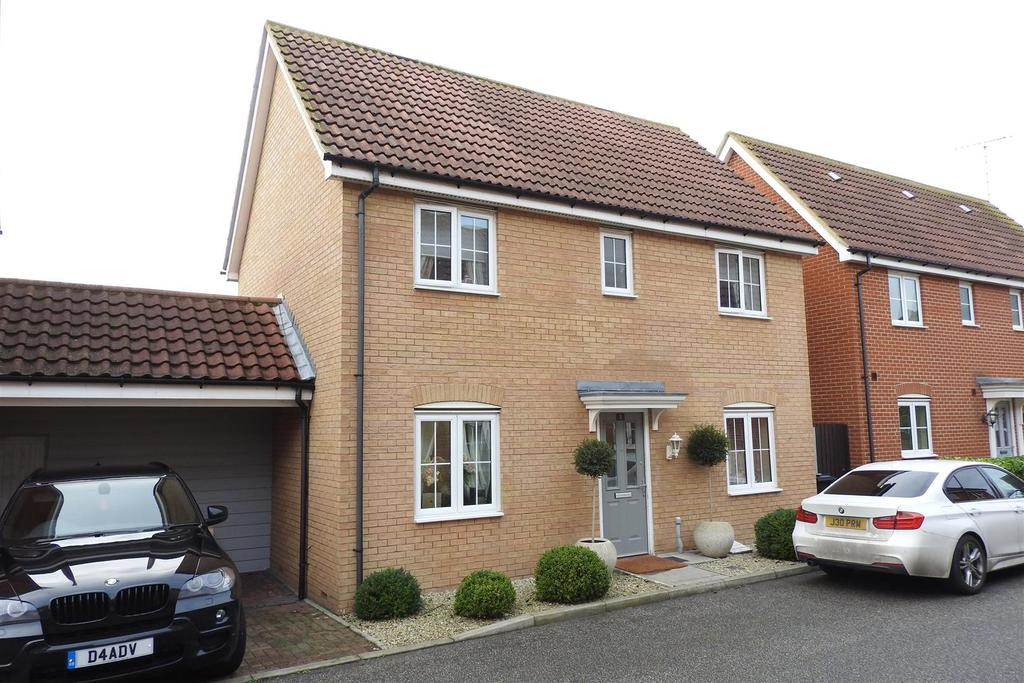 3 Bedrooms Detached House for sale in Fels Way, Mayland