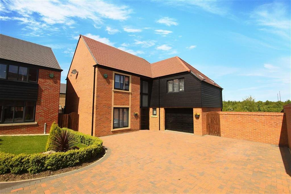 4 Bedrooms Detached House for sale in Viscount Close, Shiremoor, Newcastle Upon Tyne