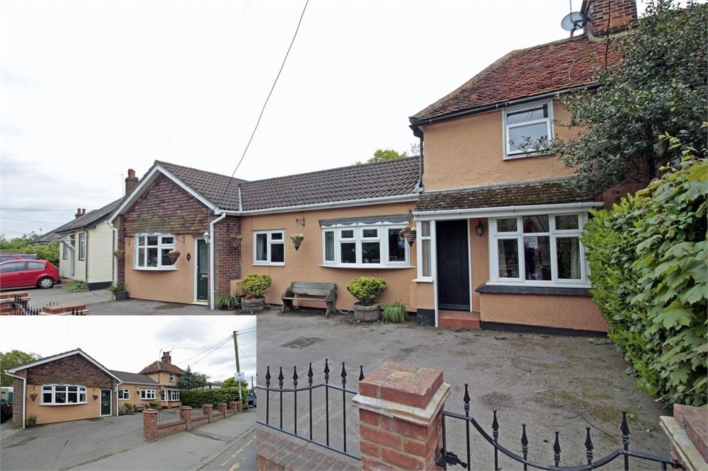 4 Bedrooms Semi Detached House for sale in Chapel Road, Tiptree, Essex