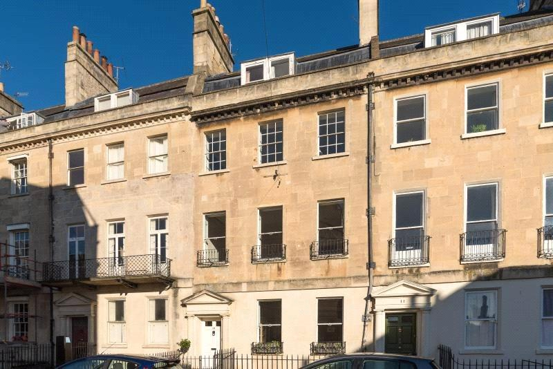 4 Bedrooms Town House for sale in Rivers Street, Bath, BA1