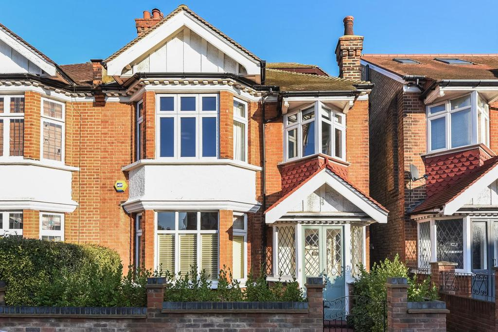 5 Bedrooms Semi Detached House for sale in Downton Avenue, Streatham, SW2