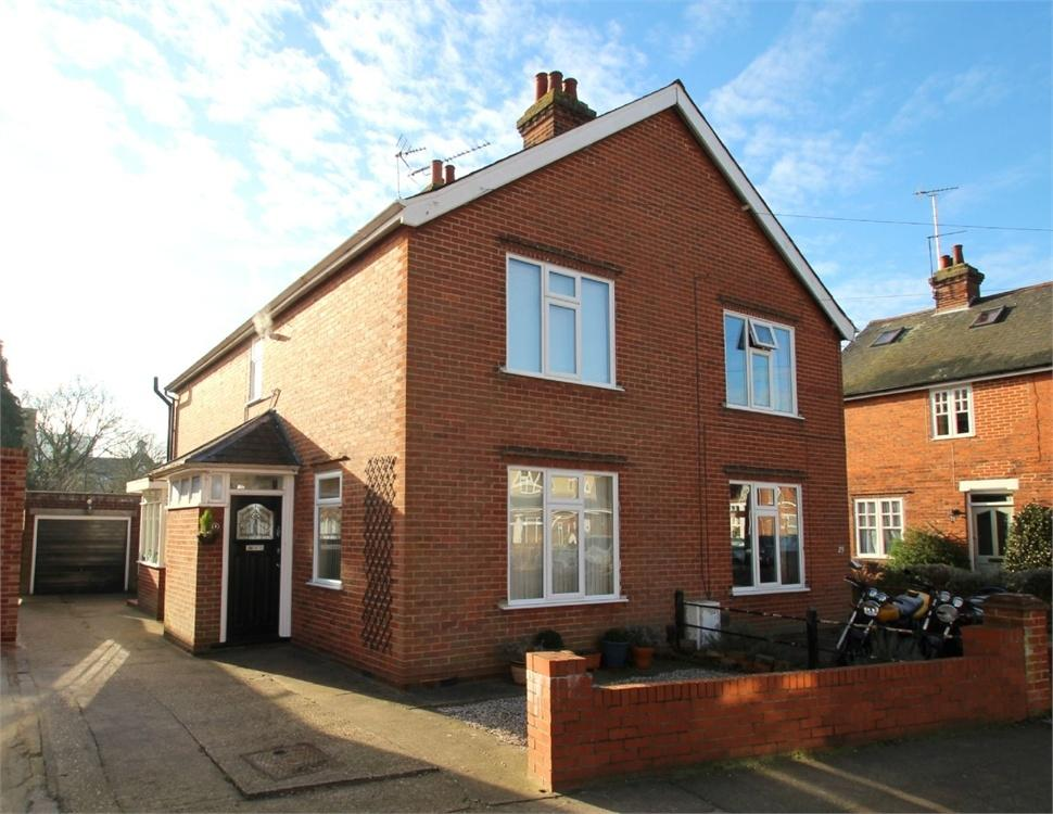 2 Bedrooms Semi Detached House for sale in Causton Road, COLCHESTER, Essex