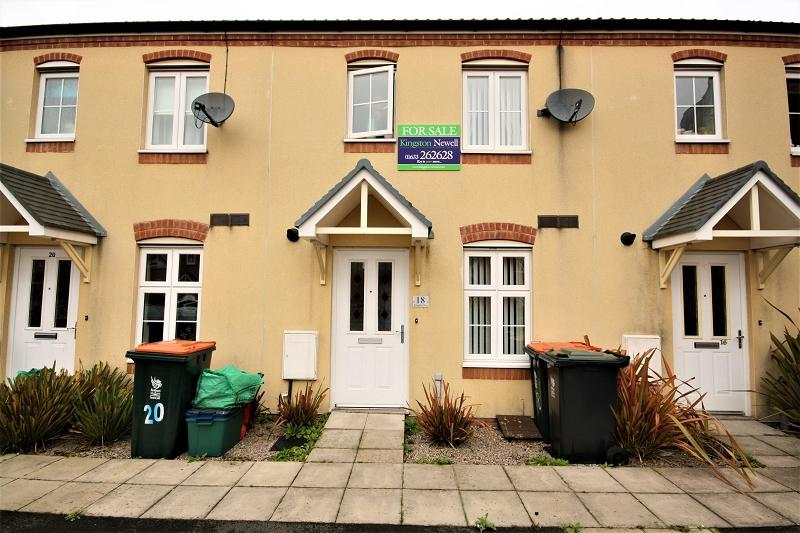 2 Bedrooms Terraced House for sale in Tantallus Way, Newport, Newport. NP19 0LB
