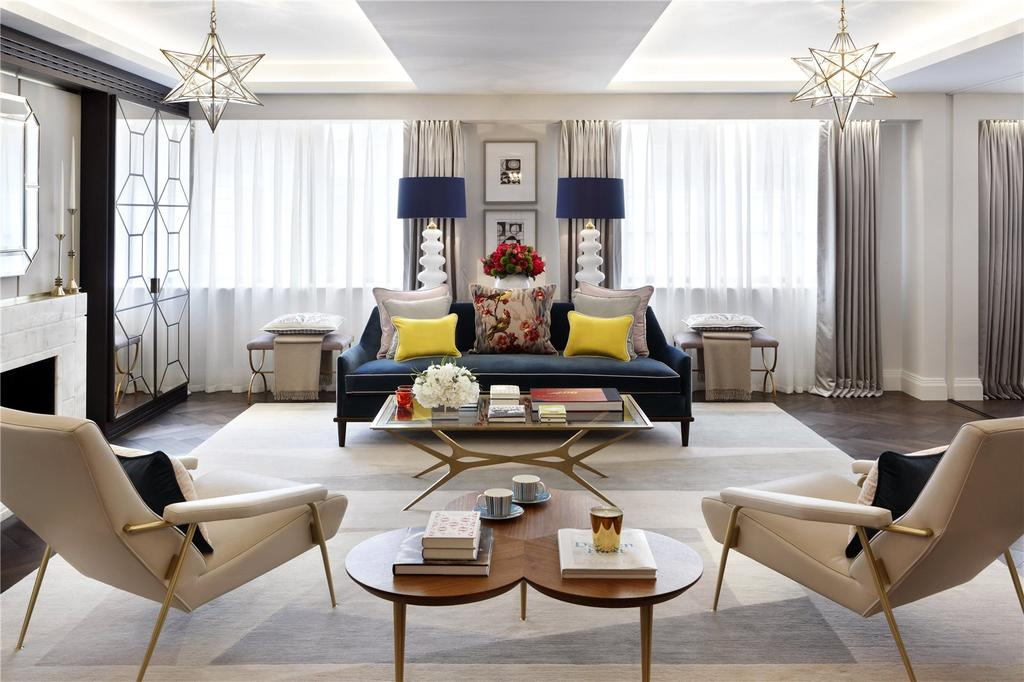 2 Bedrooms Apartment Flat for sale in Beau House, St James's, SW1Y