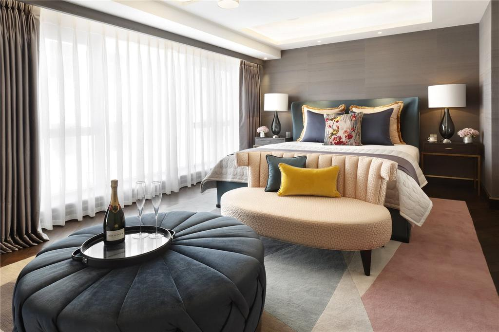 3 Bedrooms Apartment Flat for sale in Beau House, St James's, SW1Y