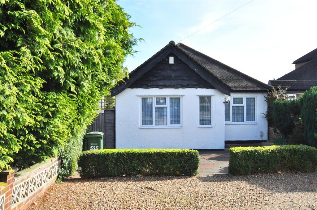 2 Bedrooms Detached Bungalow for sale in Watford Road, Chiswell Green, St. Albans, Hertfordshire