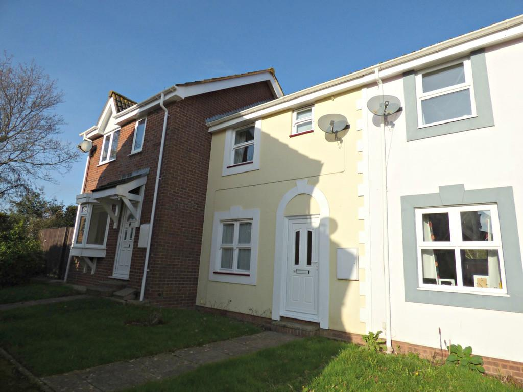 2 Bedrooms Terraced House for sale in Kings Coombe Drive, Kingsteignton, TQ12 3YU