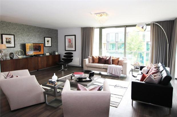 3 Bedrooms Apartment Flat for sale in Abode, Addenbrooke's Road, Trumpington, Cambridge