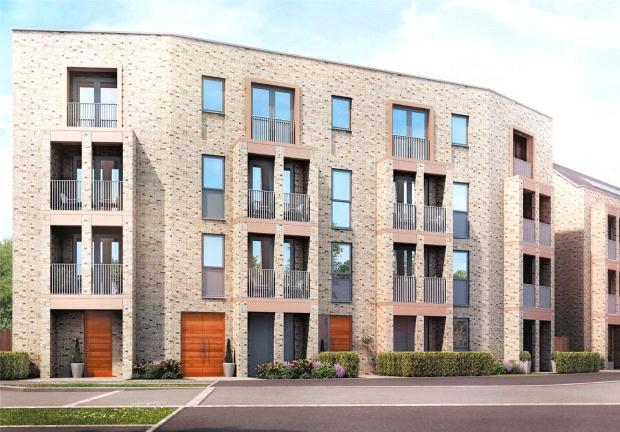 2 Bedrooms Apartment Flat for sale in Trumpington Meadows, Hauxton Road, Cambridge