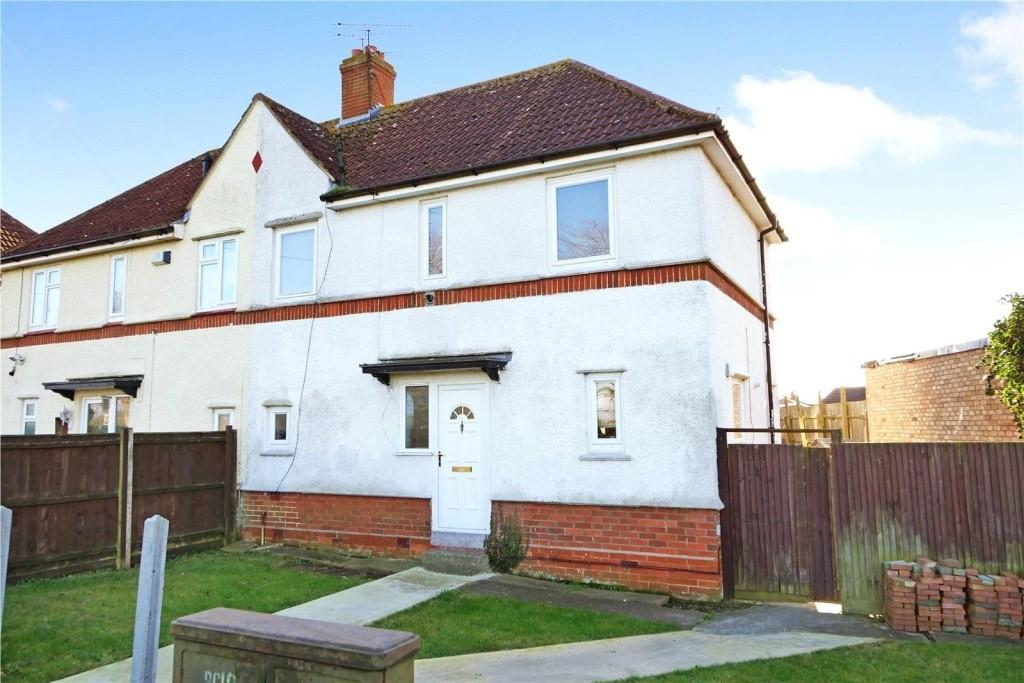 3 Bedrooms Semi Detached House for sale in Whitton Church Lane, Ipswich