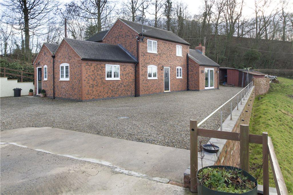 2 Bedrooms Detached House for sale in Rhyse Lane, Tenbury Wells, Worcestershire, WR15