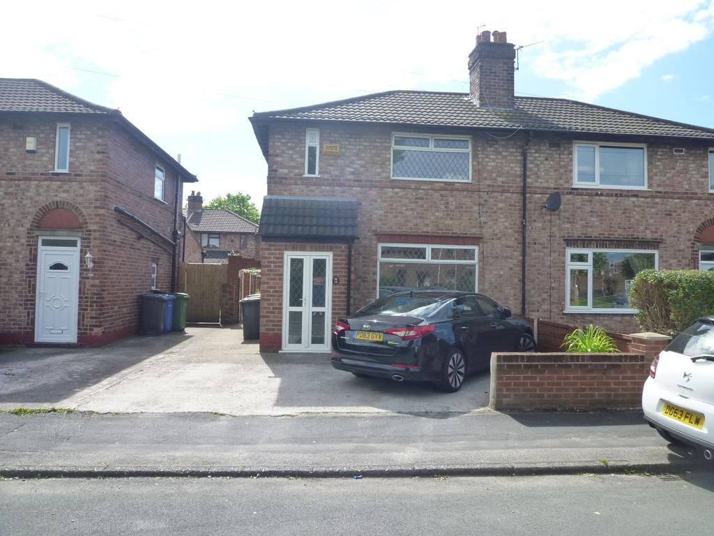 2 Bedrooms House for sale in Boydell Avenue, Latchford, Warrington