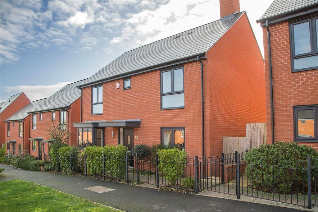 4 Bedrooms Detached House for sale in Old Quarry Drive, Exminster, Exeter, Devon, EX6