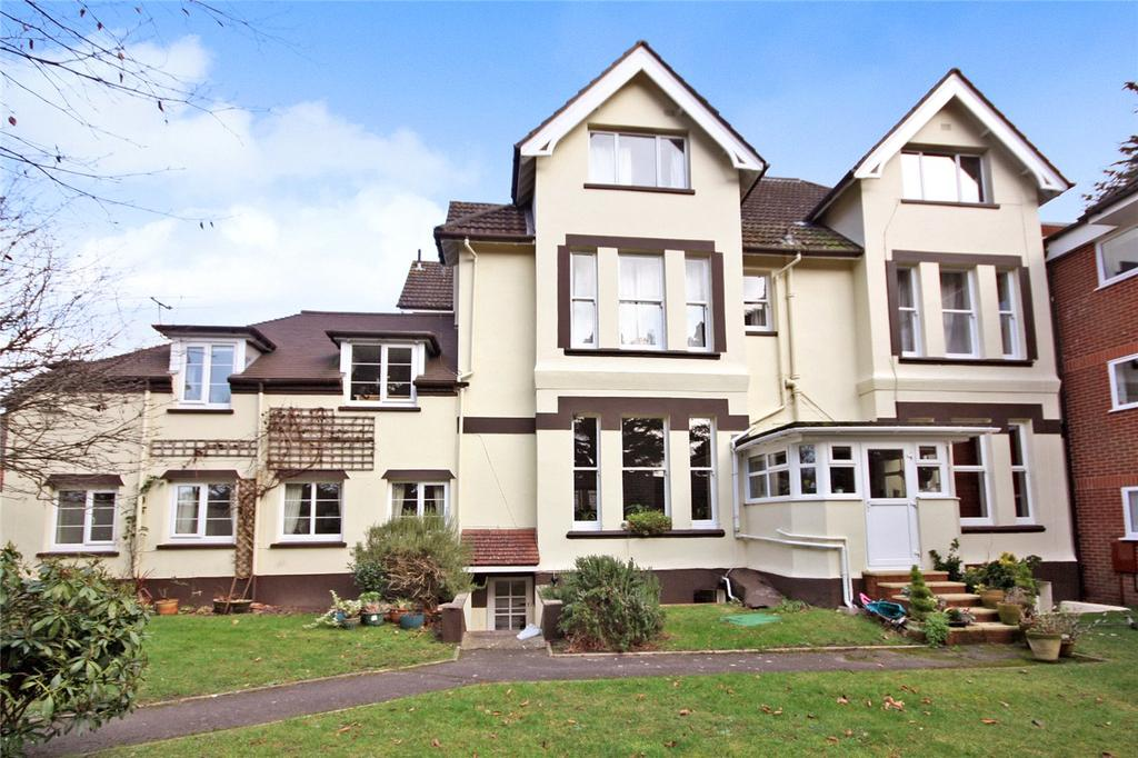 2 Bedrooms Flat for sale in Cavendish Manor, 10 Cavendish Road, Bournemouth, Dorset, BH1