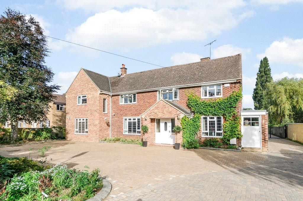 5 Bedrooms Detached House for sale in Greenhills Road, Charlton Kings, Cheltenham, Gloucestershire, GL53