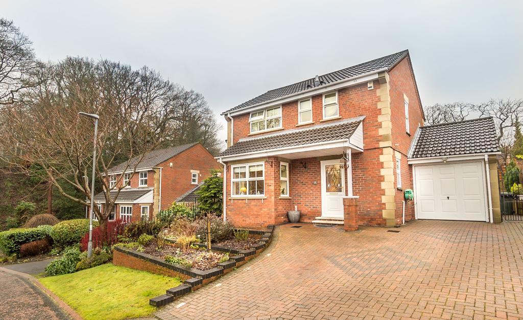 3 Bedrooms Detached House for sale in High Spen