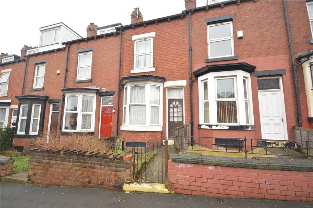 4 Bedrooms Terraced House for sale in St. Lukes Crescent, Leeds, West Yorkshire