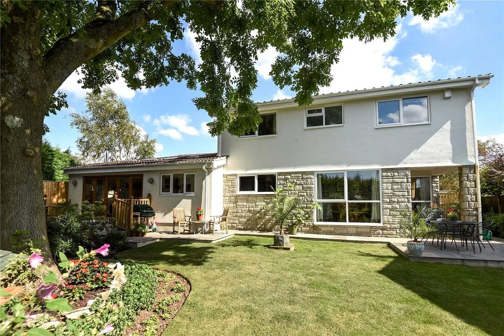 4 Bedrooms Detached House for sale in Owen Drive, Failand, Bristol, BS8
