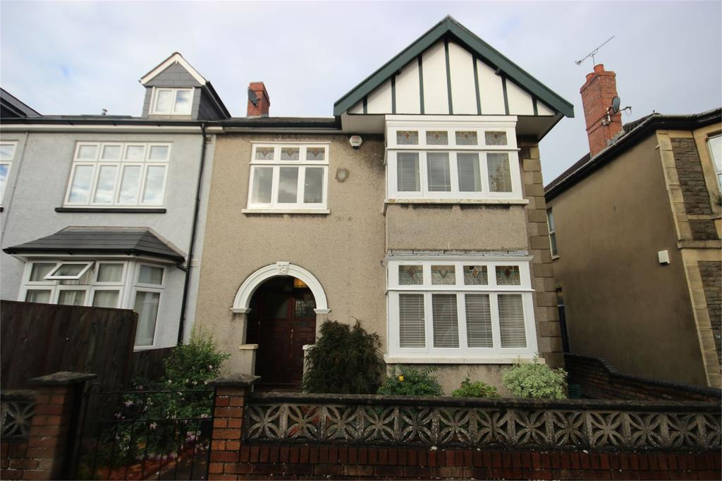 4 Bedrooms End Of Terrace House for sale in Linden Road, Westbury Park, Bristol, BS6