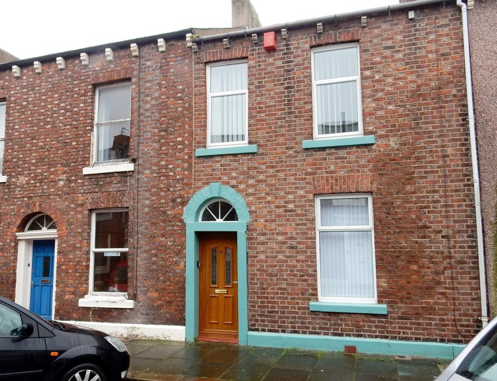 2 Bedrooms Terraced House for sale in Garden Street, Carlisle