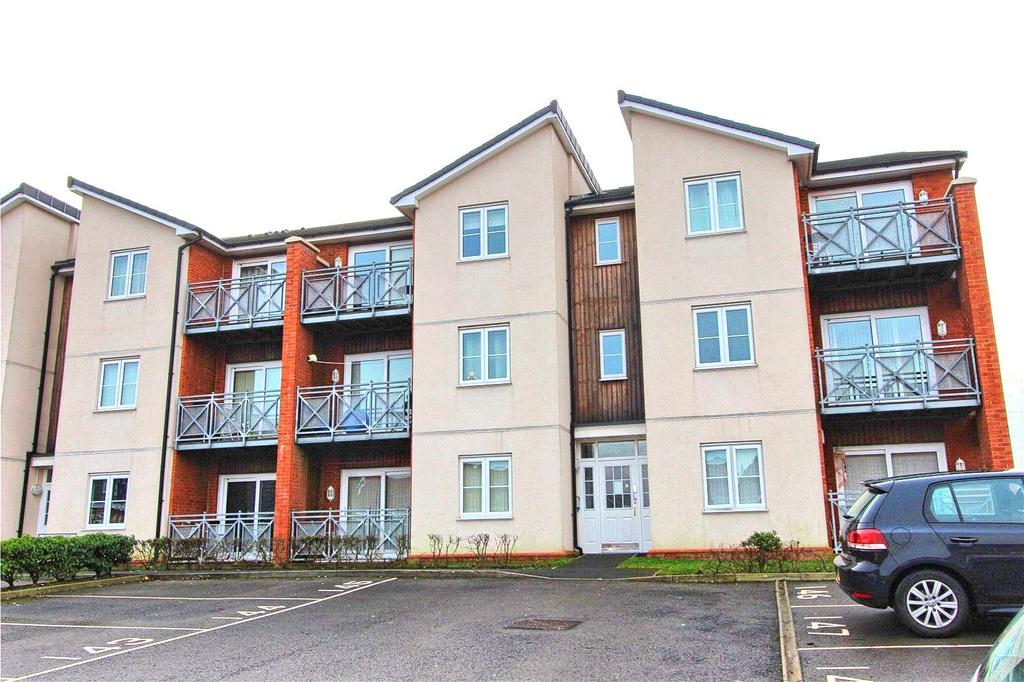 1 Bedroom Flat for sale in Clough Close, Middlesbrough