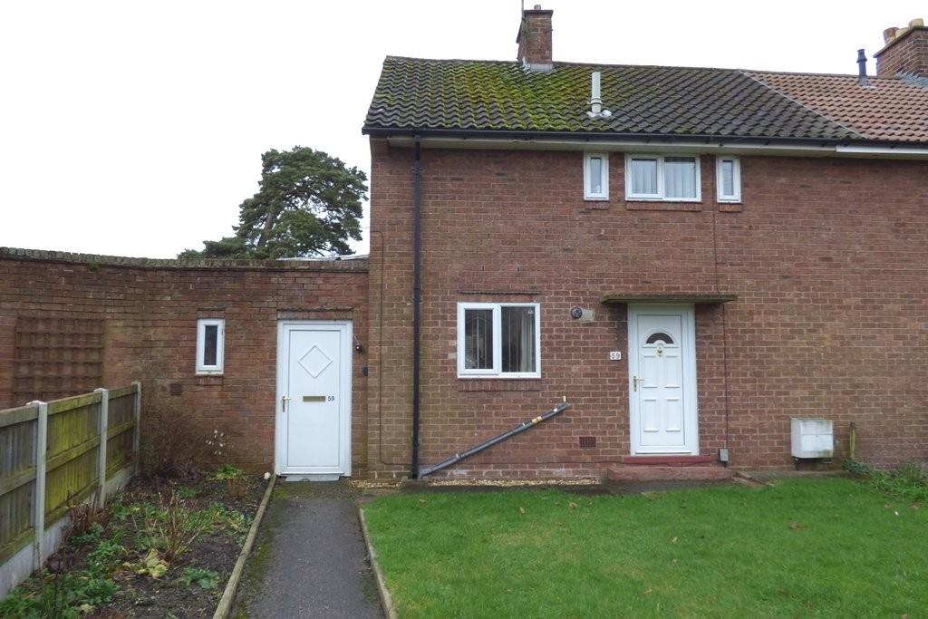 2 Bedrooms Semi Detached House for sale in Silkmore Crescent, Stafford