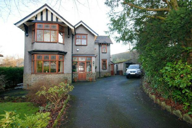 4 Bedrooms Detached House for sale in Lansdowne Road, Buxton