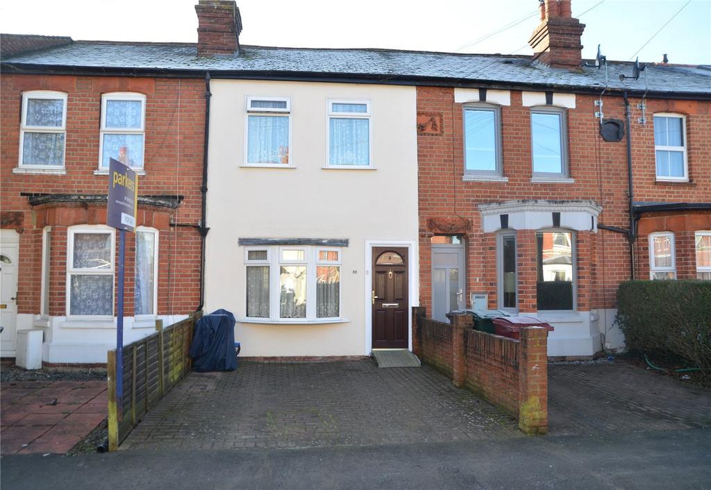 3 Bedrooms Terraced House for sale in Recreation Road, Tilehurst, Reading, Berkshire, RG30