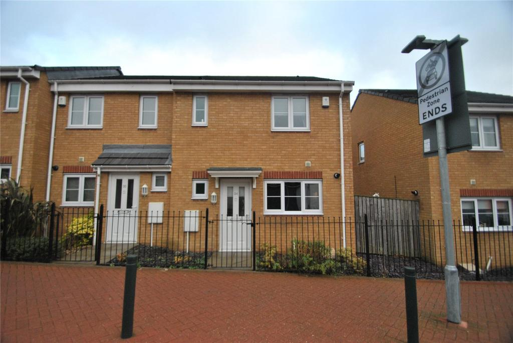 3 Bedrooms Semi Detached House for sale in Morton Close, Murton, Seaham, Co. Durham, SR7