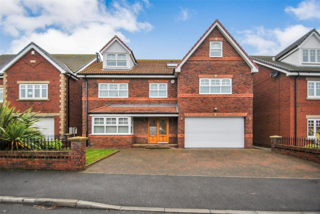 6 Bedrooms Detached House for sale in Boulmerlea, East Shore Village, Seaham, Co Durham, SR7
