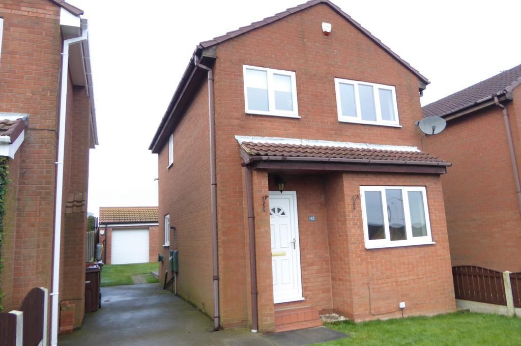 3 Bedrooms Detached House for sale in Elder Avenue, Upton