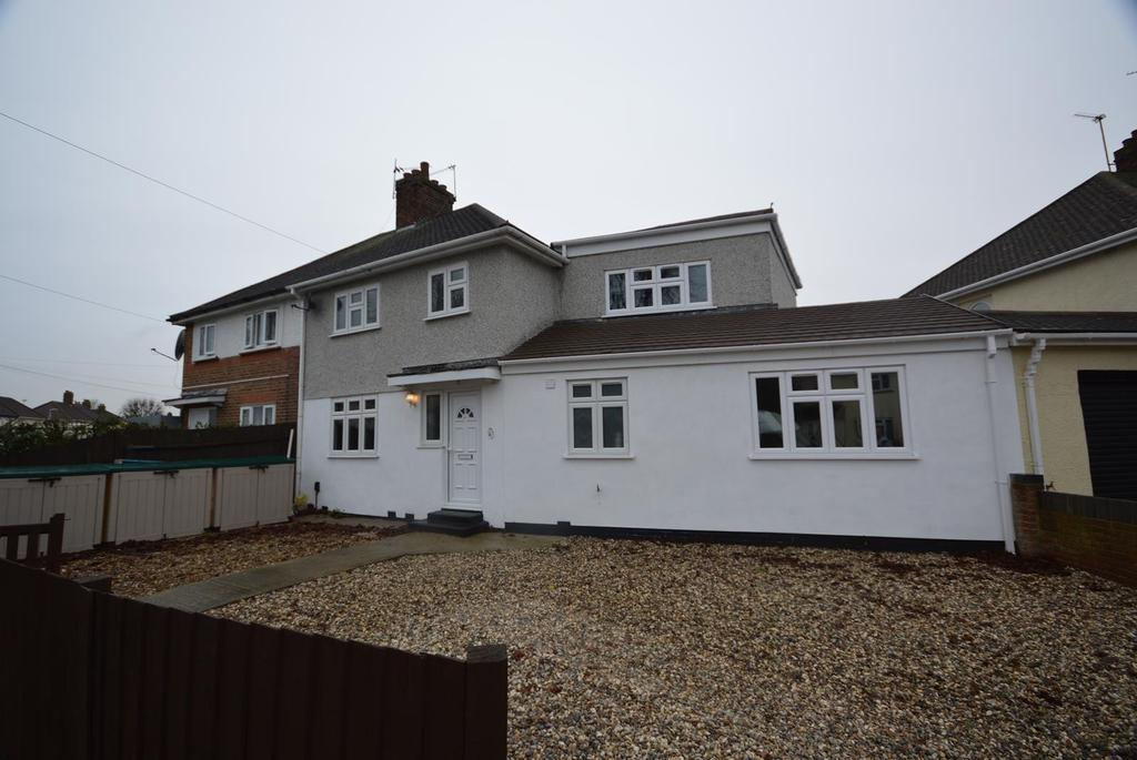 4 Bedrooms Semi Detached House for sale in Bellhouse Road, Rush Green, Romford, Essex, RM7