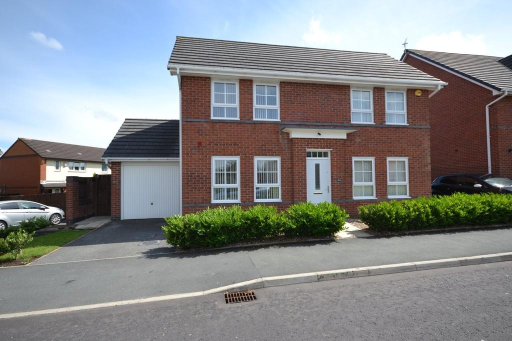 4 Bedrooms Semi Detached House for sale in Leighton Drive, Sutton, St. Helens